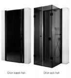 VitrA Душевой бокс Secret Zone Shower Unit (204x120x90 cm) Cod A